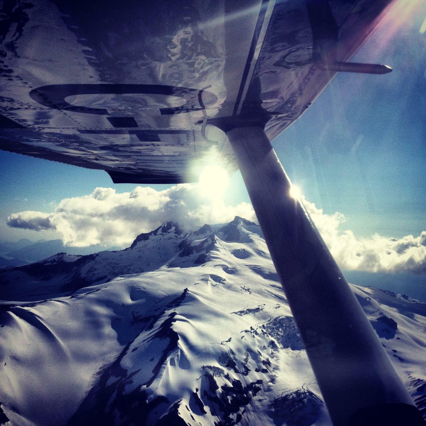 plane tour