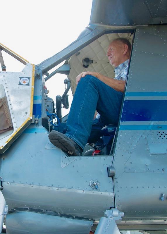 john ferguson, pilot