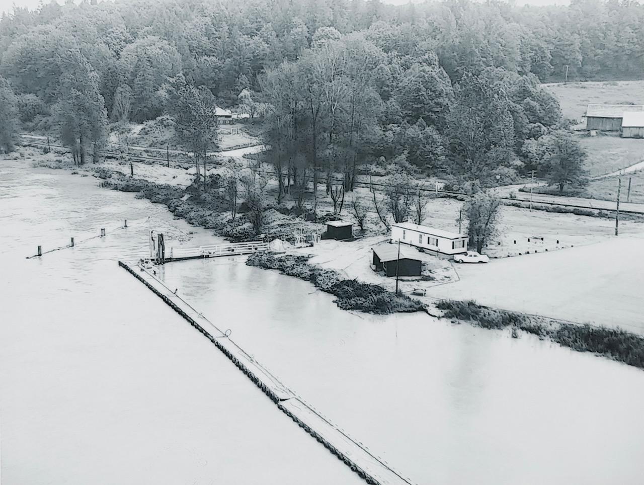 floatplanes, fraser river