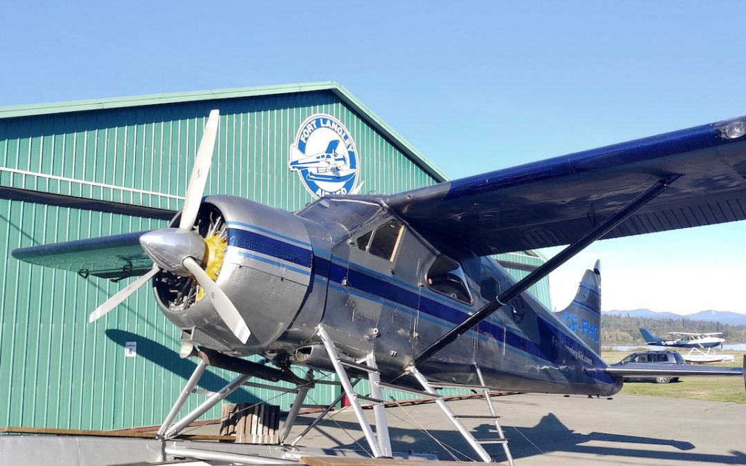 Fort Langley Air Expands Fleet with Two De Havilland DHC-2 Beavers