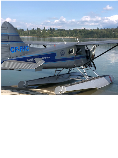 seaplanes, fort langley air