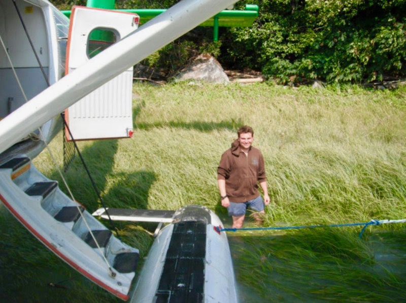 floatplane training, fort langley air
