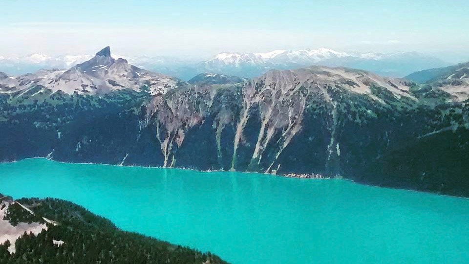 Fly the Fort to Garibaldi Provincial Park