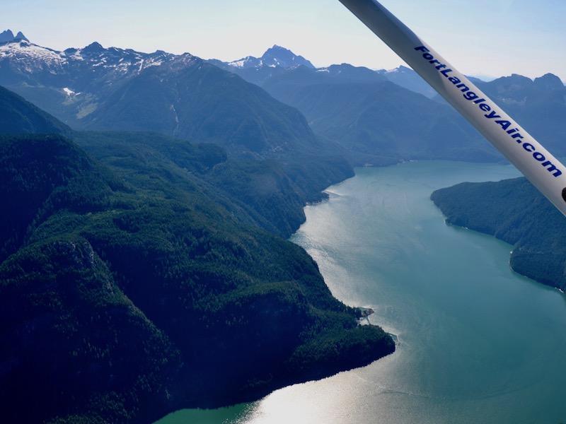 air plane tours