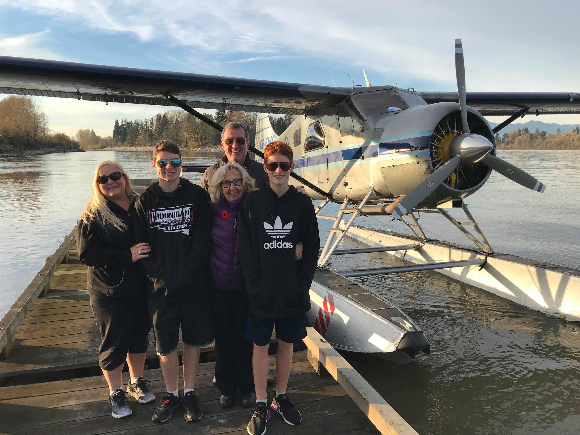 floatplane tours