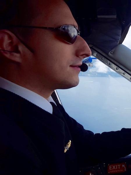 david eastwood, pilot
