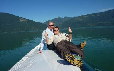 Get Your Float Plane Rating (and Spend Quality Time With Your Partner)