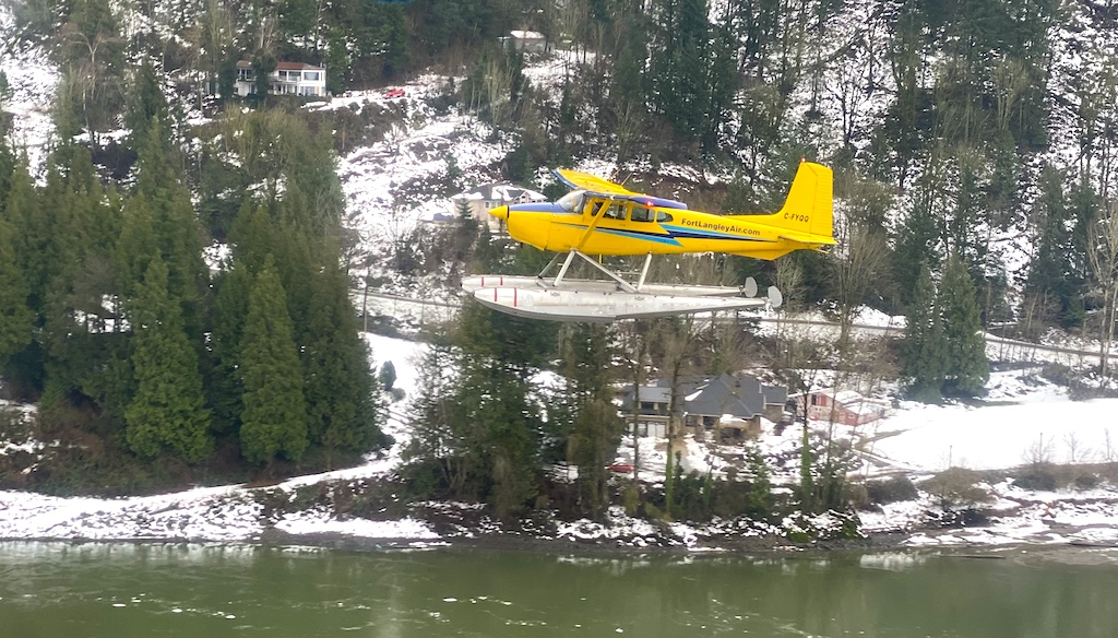 How COVID-19 is Affecting Fort Langley Air's Training Operations